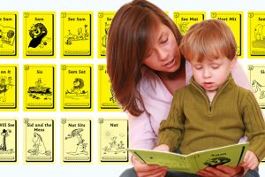 How do I teach my child to read?