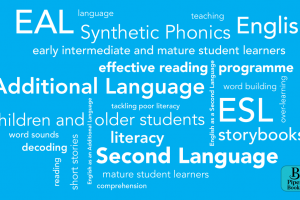 EAL Decodable Books for Beginner, Intermediate and Mature Student Learners