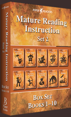 MRI: Mature Reading Instruction Box Set 2 Books 1-10