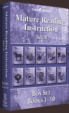 MRI: Mature Reading Instruction Box Set 4 Books 1-10