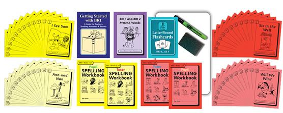 pre-school reading starter pack