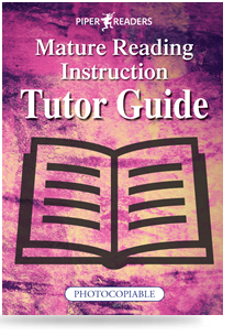 Piper Books MRI Tutor Guide