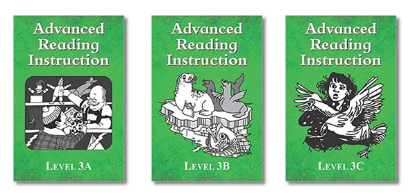 Piper Books reading programme ARI Level 3