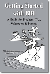 Getting Started with BRI A Guide for Teachers, Teaching Assistants & Parents