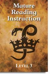 MRI Mature Reading Instruction Level 3