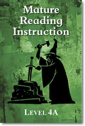 MRI Mature Reading Instruction Level 4A