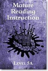 MRI Mature Reading Instruction Level 5A