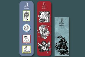 Free bookmarks available now