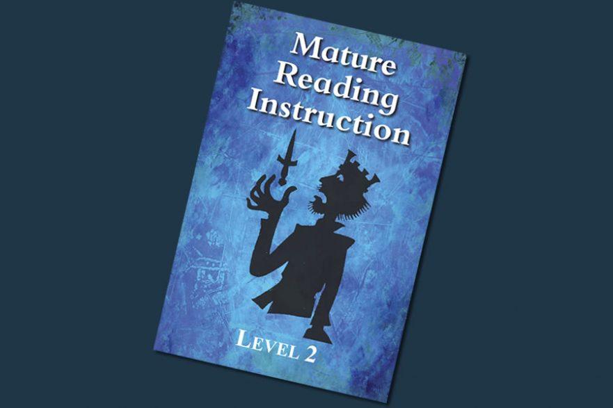 Help for struggling readers MRI 2