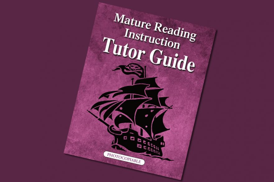 Teaching adults to read tutor guide
