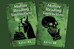 Reading help for older children & adults: MRI Level 4