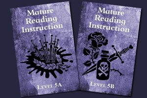 Mature Reading Instruction books: MRI Level 5