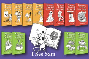 Teaching children to read with 'I See Sam'